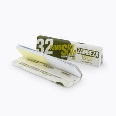 Free Zambeza Rolling Papers and Tips