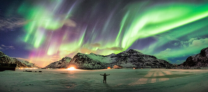Northern Lights, The Arctic