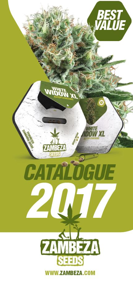 Zambeza Cannabis Seeds Catalogue 2017
