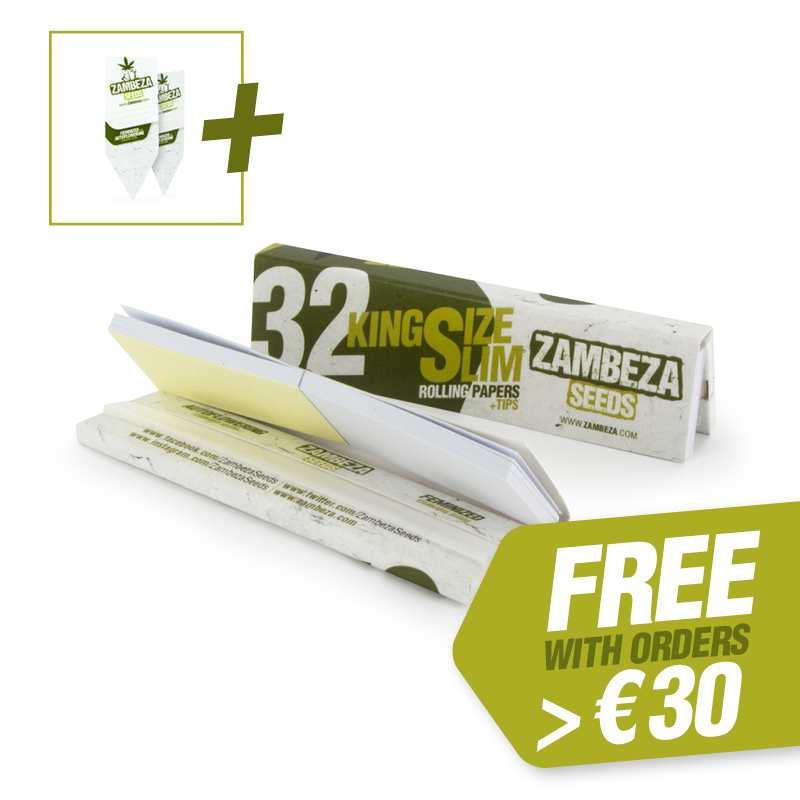 Free Zambeza Rolling Papers