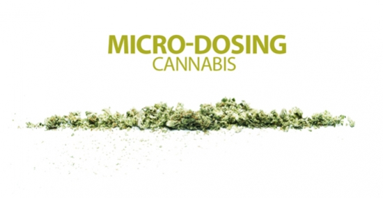 Microdosing Cannabis: Stay Functional, Creative And Not Too High