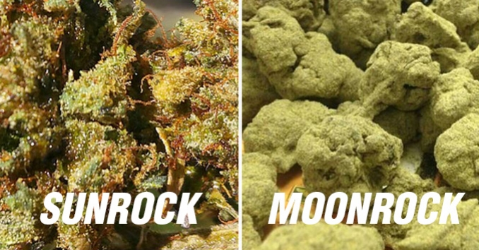 Moonrocks Vs Sunrocks - Too Potent?