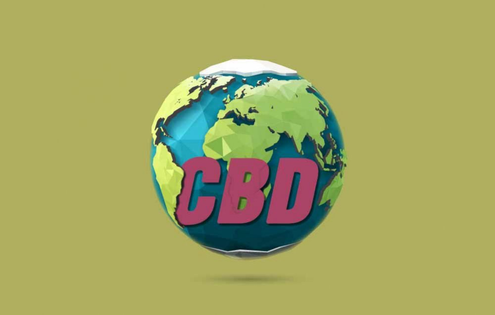 The Legal State Of CBD Around The World