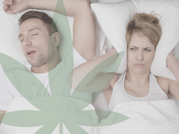 Cannabis For Sleep Apnea