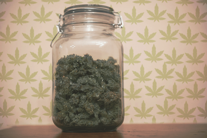 Storing Cannabis for Long Periods of Time