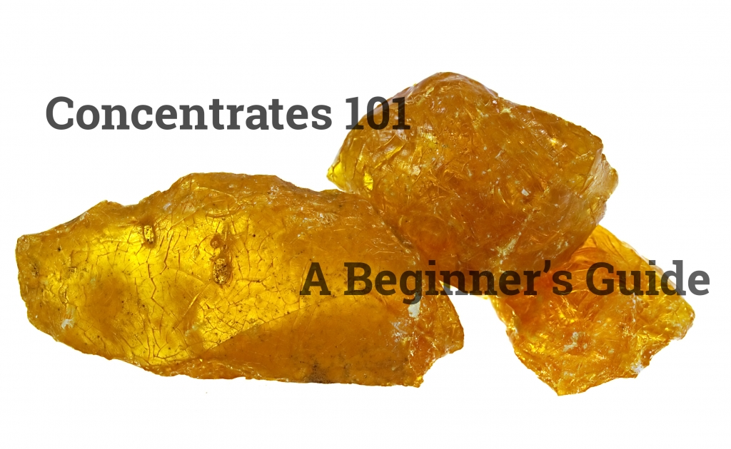 Concentrates 101: A Beginner's Guide To Cannabis Concentrate