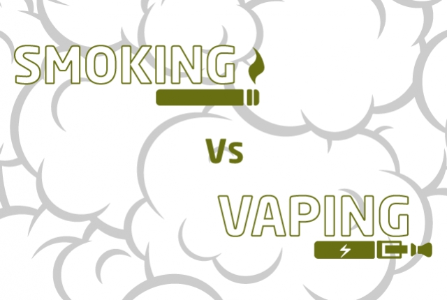 Smoking vs. Vaporizing